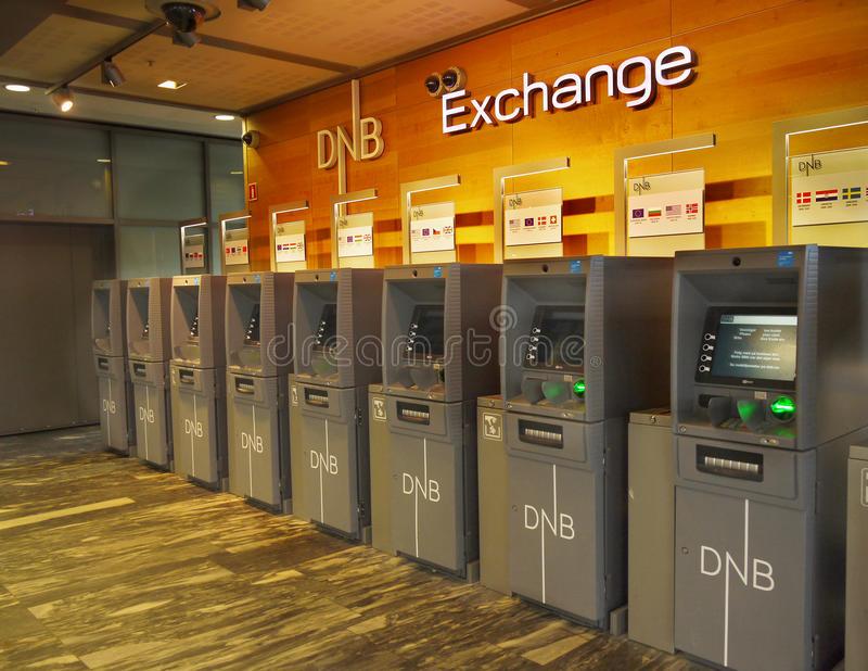 Обмен валюты в Норвегии