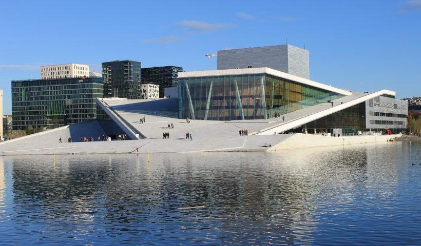 Театр Оперы в Осло