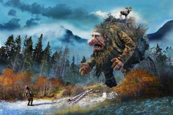 Норвежские тролли Норвежские сказки