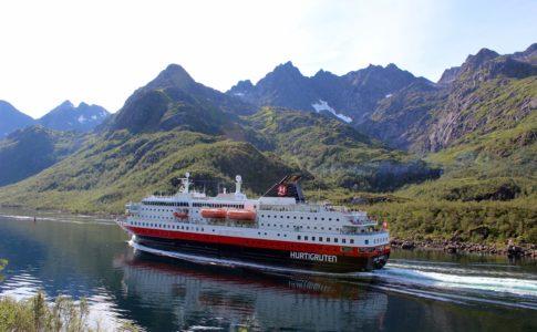 Каникулы и отпуск в Норвегии