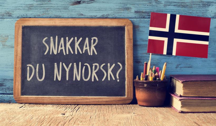 Норвежский язык