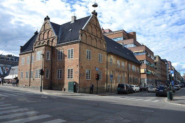 Архитектура и здания в Осло