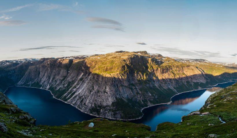 Панорамы Норвегии