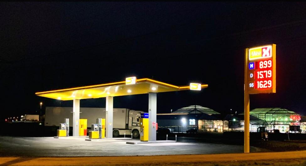Цена бензина Норвегия