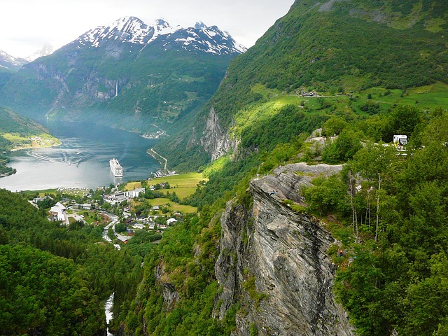 Порт Норвегии