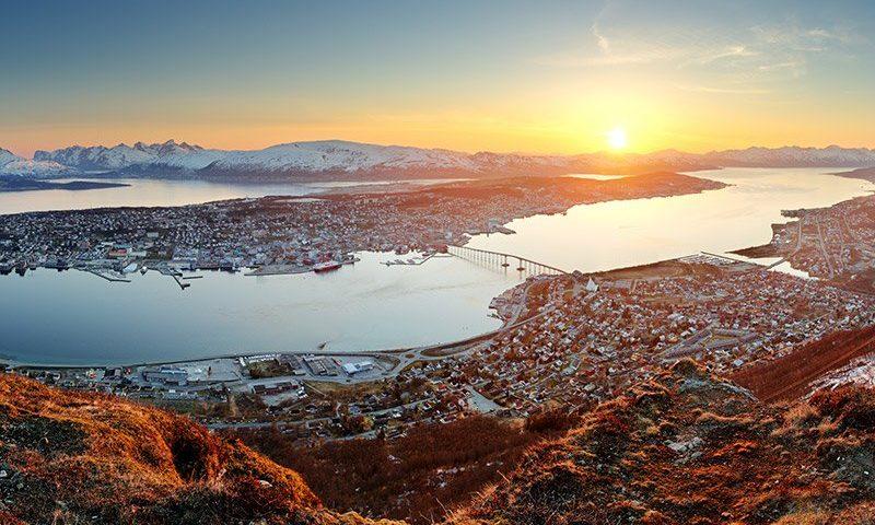 Состав Норвегии